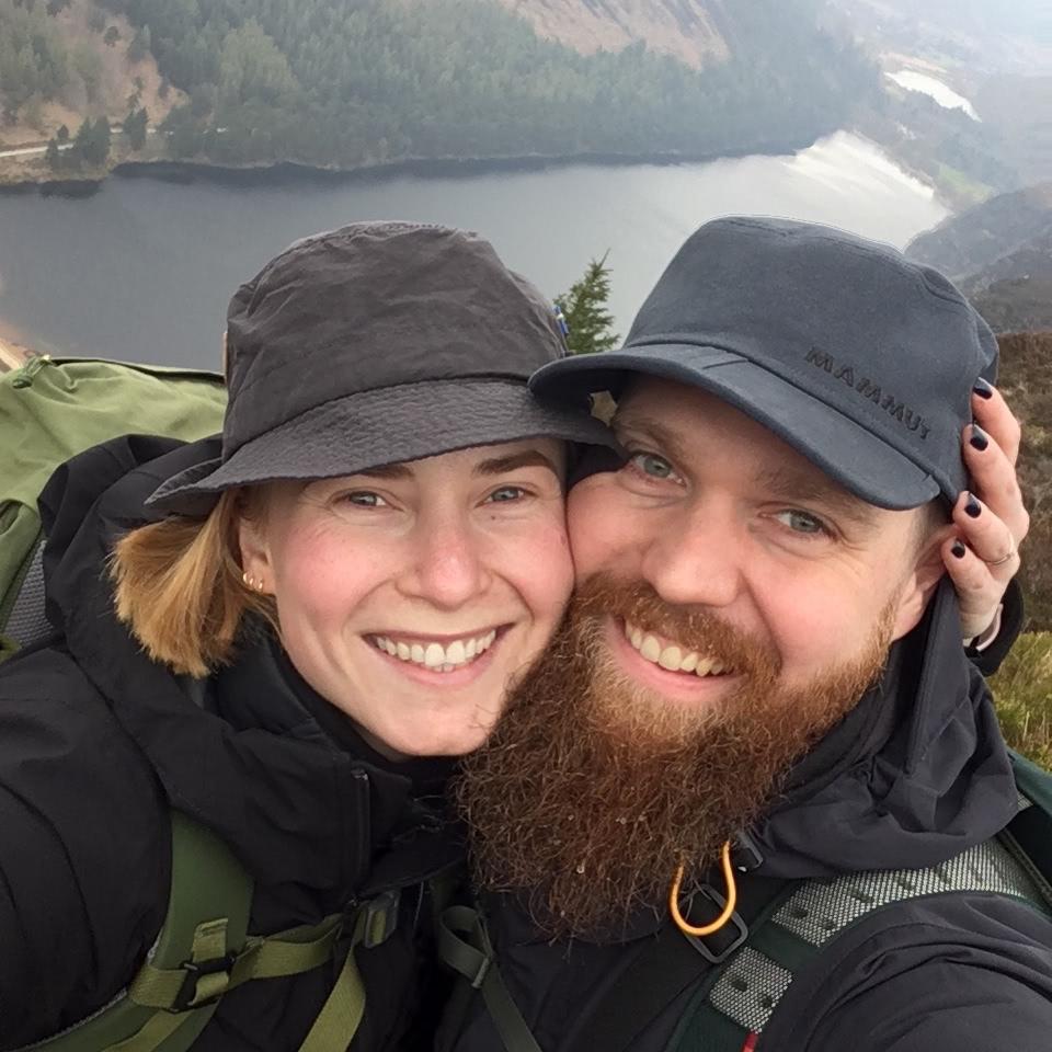 Jan & Maria, die Rucksackrebellen
