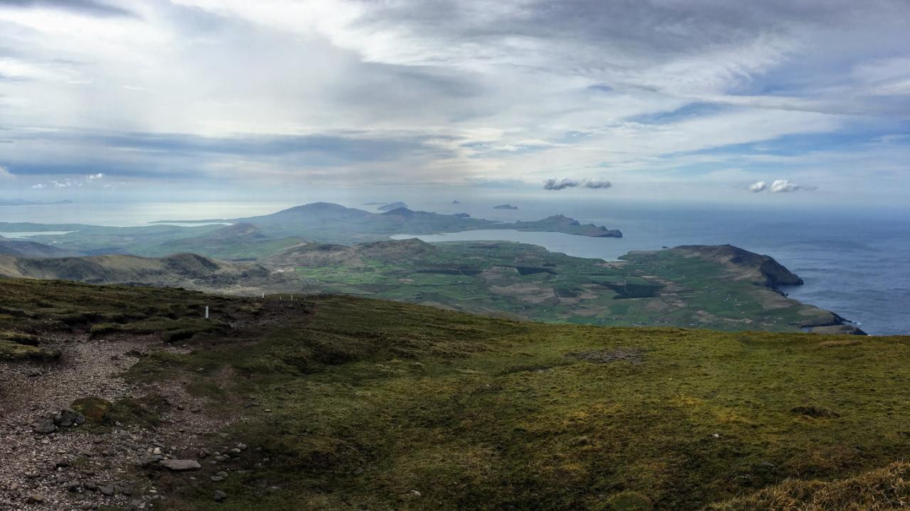 Mount Brandon Bergtour (Dingle Wanderweg)